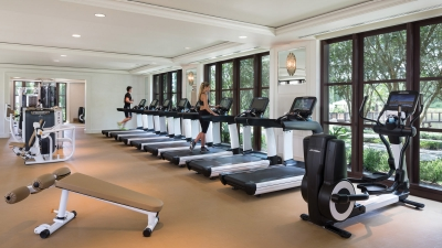 Disney World Resort with a Gym at Four Seasons