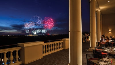 Four Seasons Resort Orlando at Walt Disney World Resort Fireworks
