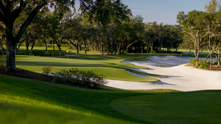 Tranquilo Golf Club at Four Seasons Resort Orlando at Walt Disney World Resort