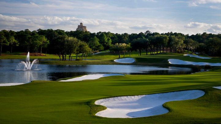 Golf Course at Four Seasons Resort Orlando at Walt Disney World Resort