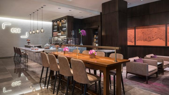 [esc] Hotel Lounge In Palo Alto