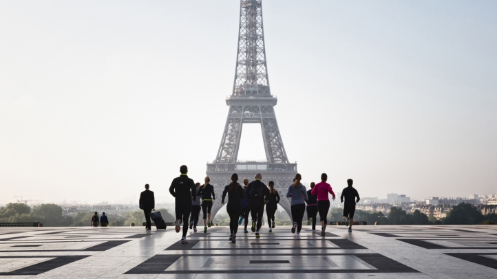 Luxury Hotel near Paris Marathon