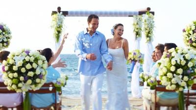 Wedding At Four Seasons Resort Punta Mita Mexico