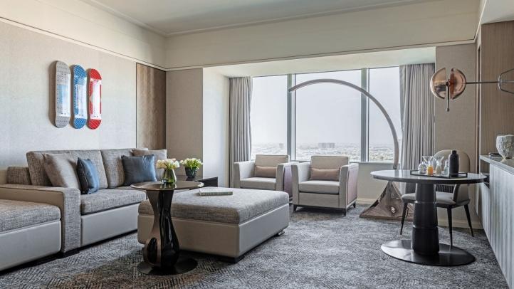 يكشف فندق فور سيزونز الرياض عن المرحلة الأولى من مشروع تجديده مع غرف وأجنحة أعيد تصميمها حديث ا