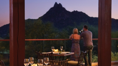 Valentine's Day at Four Seasons Resort Scottsdale at Troon North