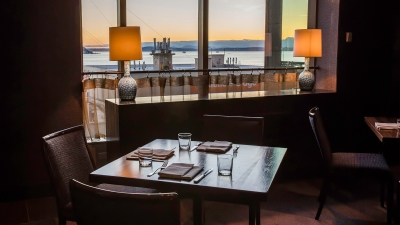 Restaurant in Seattle at Four Seasons