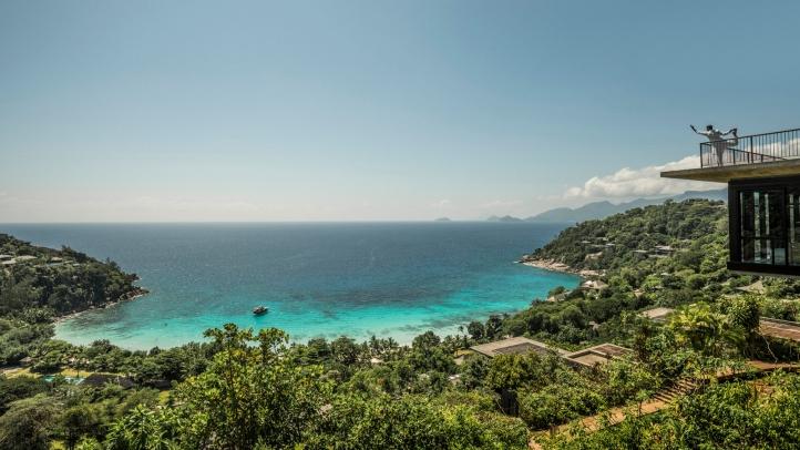 four seasons resort seychelles announces one day yoga festival in celebration of international yoga day on june 21 2019