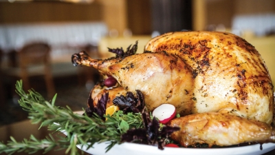 Thanksgiving Turkey Dinner at Four Seasons Resort and Club Dallas