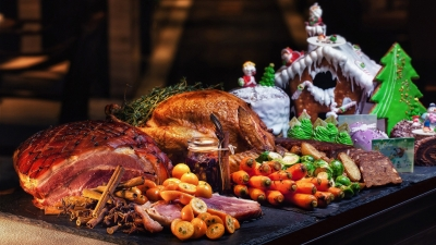 Holiday Feast at Four Seasons Hotel Silicon Valley at East Palo Alto