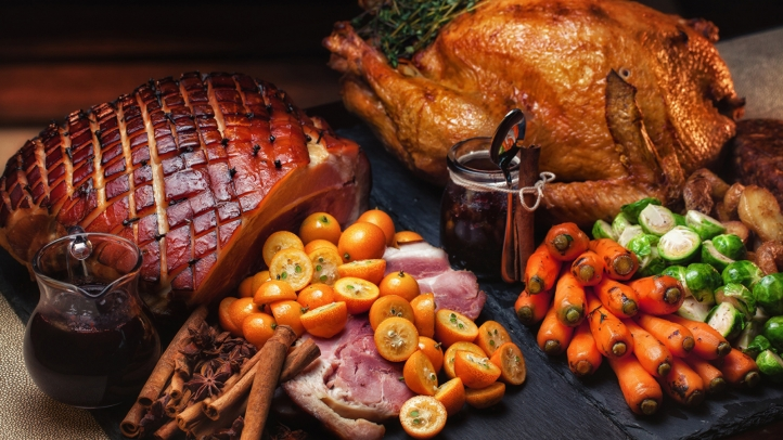 Christmas and New Year's Eve Dining at Four Seasons Hotel San ...