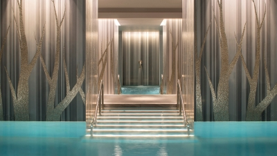 Spa Pool at Ten Trinity Square London