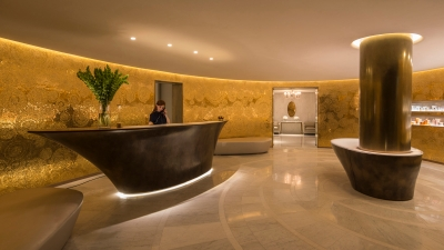 Four Seasons Ten Trinity Square Spa