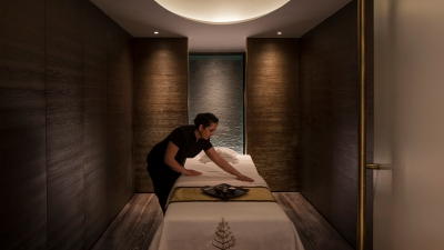 Luxury Spa Massages in London at Ten Trinity Square