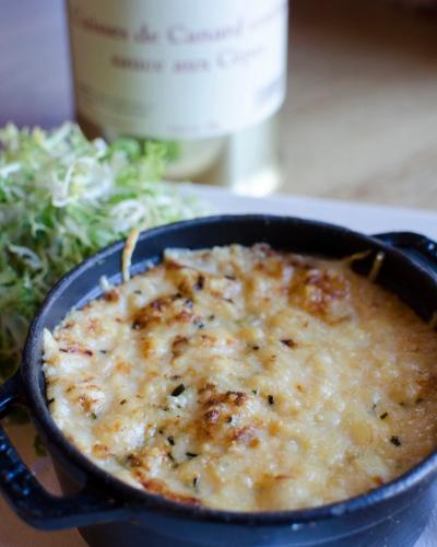 Fall Menu French Dishes at DC Wine BAr