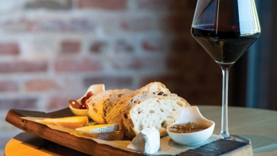 Bread at Georgetown Wine Bar at Four Seasons DC