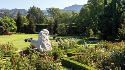 Landscape at Four Seasons Westlake Village
