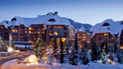 Winter at Four Seasons Resort and Residences Whistler