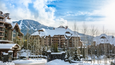Snow at Four Seasons Resort and Residences Whistler
