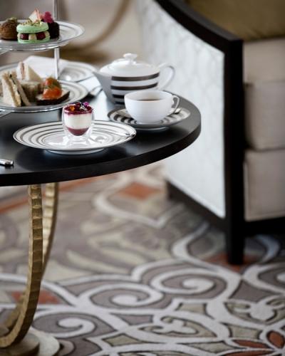 New Afternoon Tea Experience At Al Meylas Lounge Four Seasons Hotel Abu Dhabi At Al Maryah Island