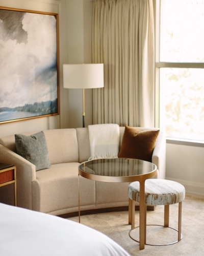 Renovated Hotel Rooms in Austin at Four Seasons