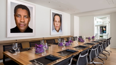 Private dining at CUT by Wolfgang Puck