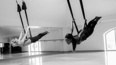 AntiGravity Yoga at Four Seasons Dallas