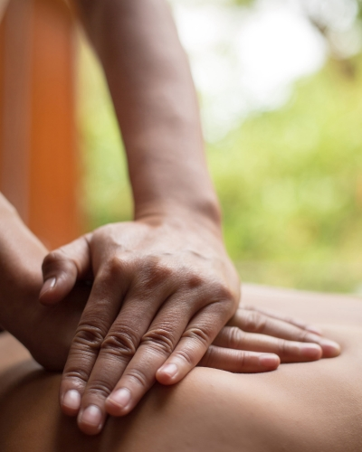 Four Seasons Resort Mauritius at Anahita Outdoor Massage