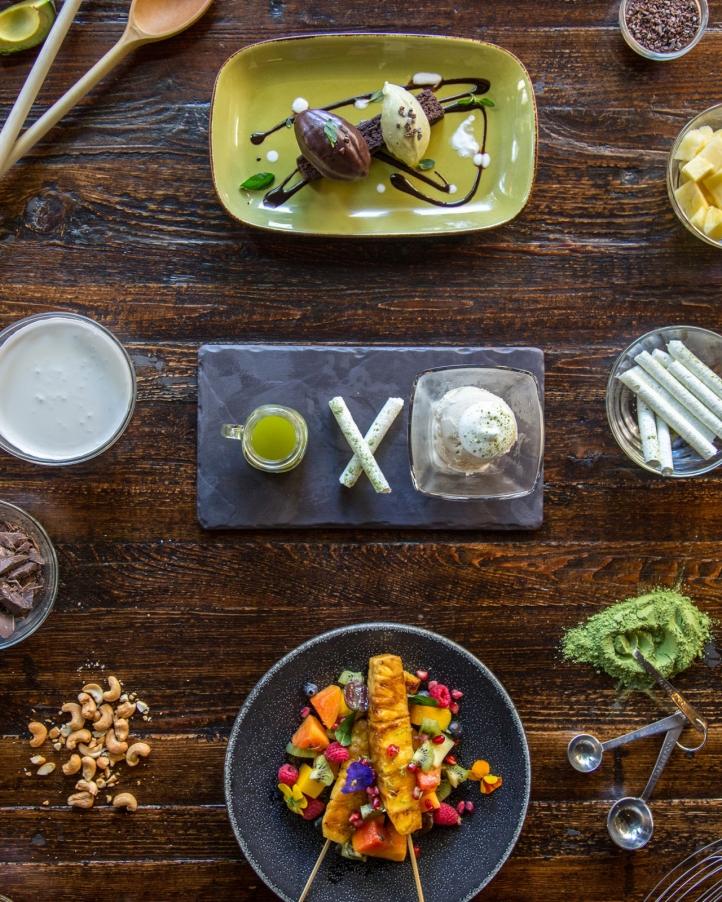 Αποτέλεσμα εικόνας για Four Seasons Hotel Los Angeles at Beverly Hills Debuts New Guilt-Free dessert menu