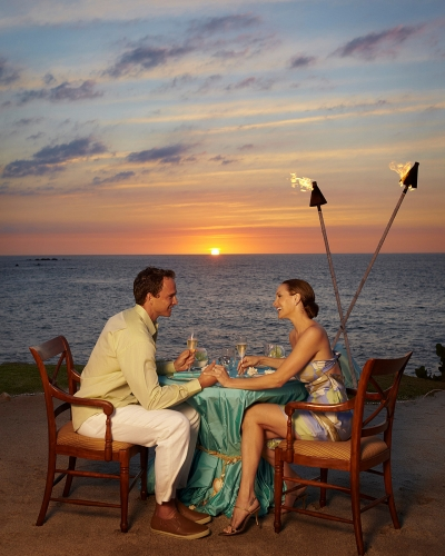 Private dinner for two at Four Seasons Punta Mita